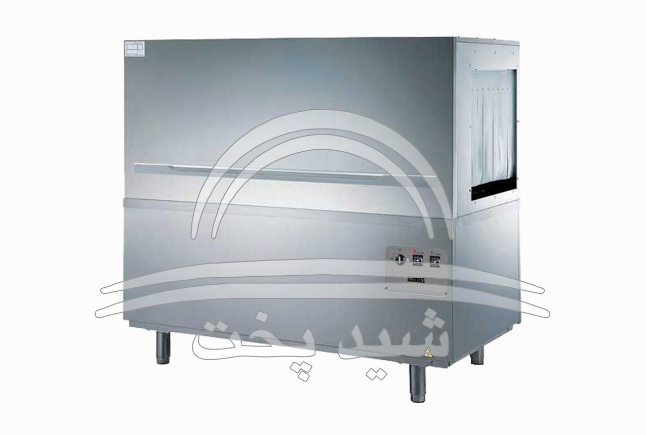 ماشین ظرف شویی صنعتی
