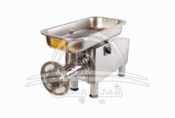 چرخ گوشت صنعتی 32 گیربکس رومیزی چگا مدل  CT100-32