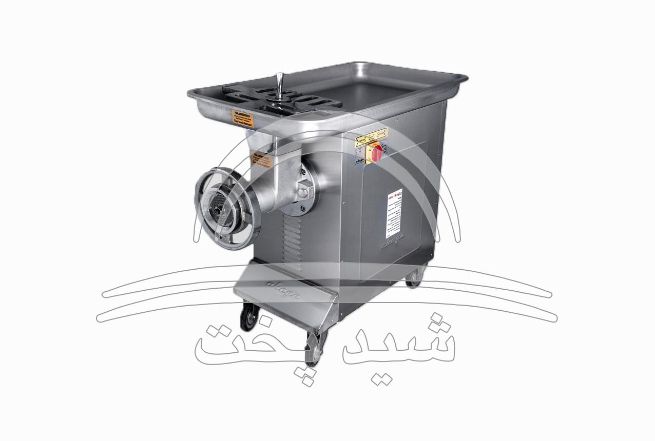 چرخ گوشت صنعتی ایستاده چگا 42 گیربکس - C130-42