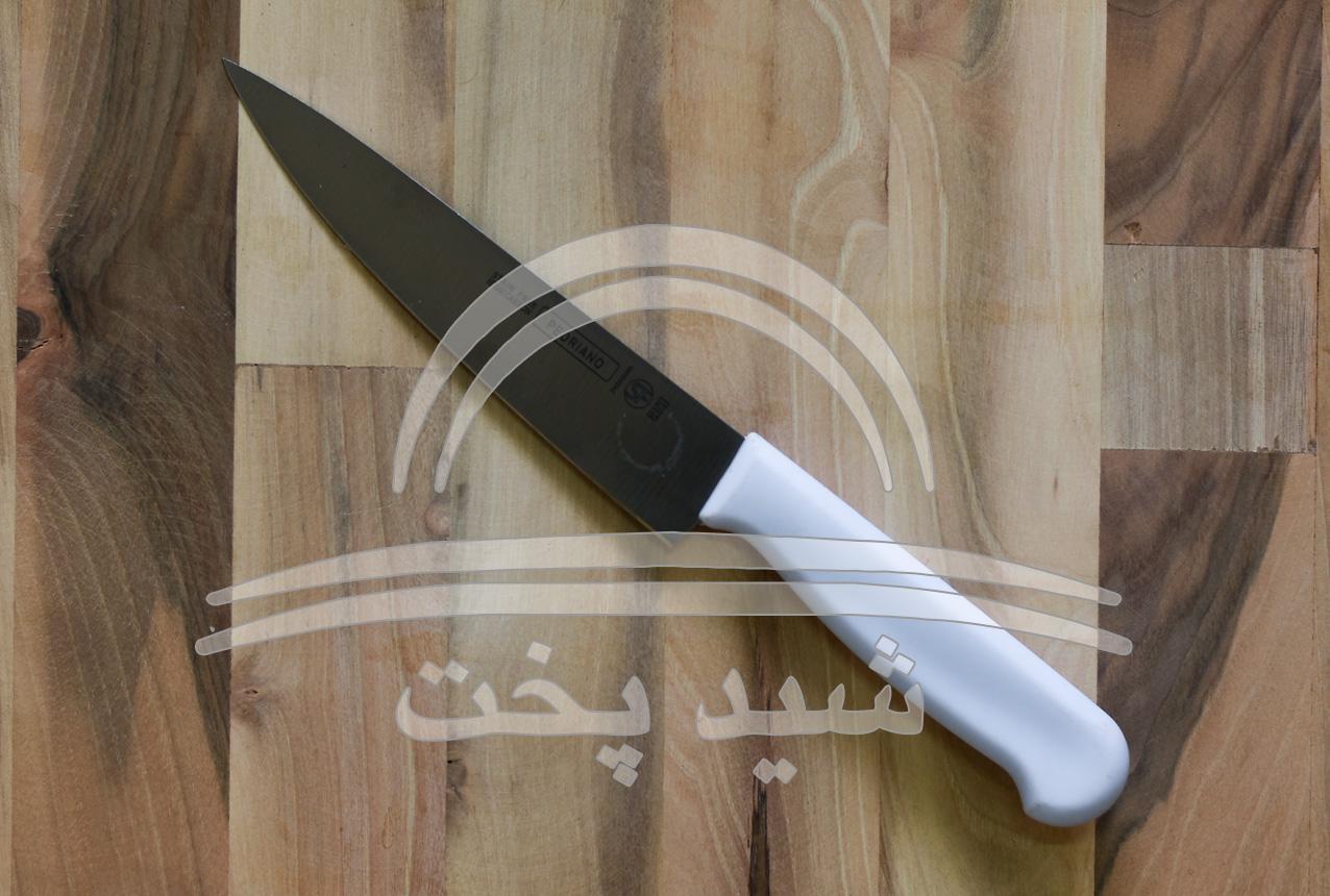 چاقو اشپزخانه بی خسی pedriano (sf ) دسته فایبرگلاس