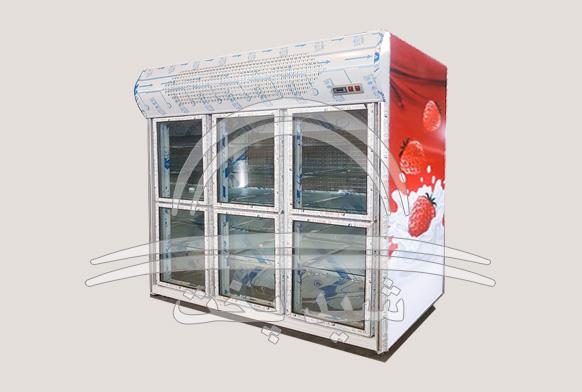 یخچال کبابی 2 متری بدنه رنگی فوم تزریق
