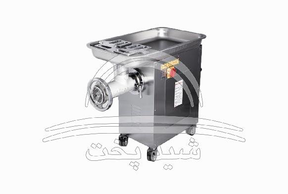 چرخ گوشت صنعتی 32 گیربکس مبله چگا مدل CS 100-32