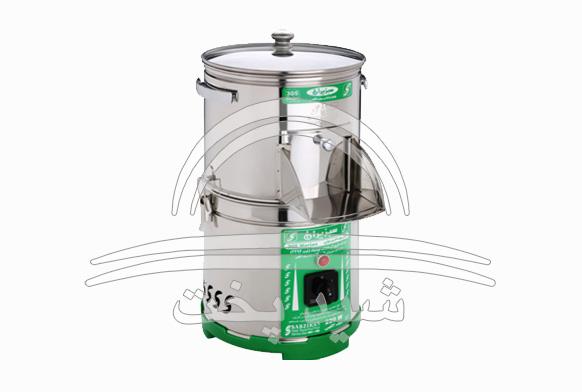 سبزی خردکن سطلی 2 کیلویی