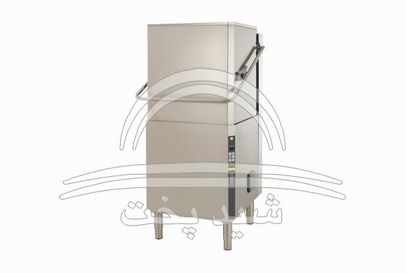 ماشین ظرف شویی صنعتی زانوسی ایتالیا 1200 تکه